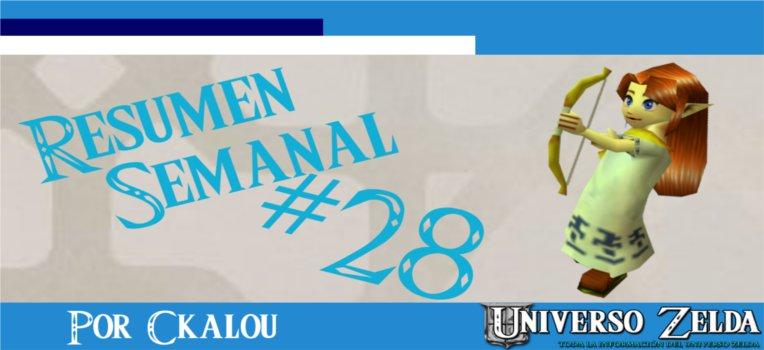 Noticias Semanales de UniversoZelda #28