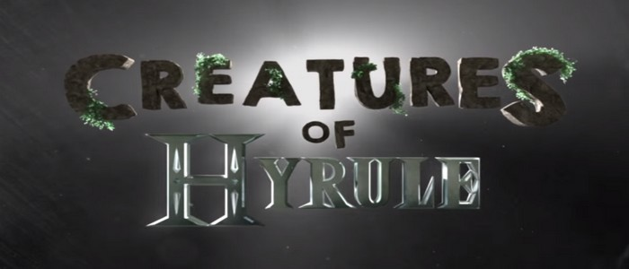 "Segundo corto de ""Creatures of Hyrule"": Forest Guardian"
