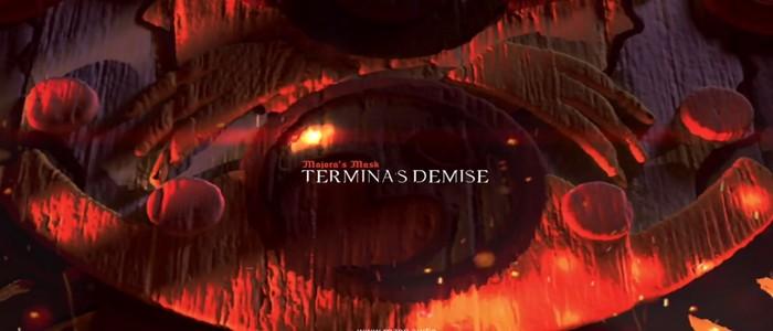 Genial versión instrumental de Majora's Mask; Termina's Demise