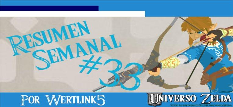 Noticias Semanales de Universo Zelda #33