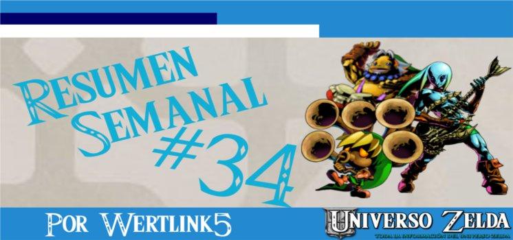 Noticias Semanales de Universo Zelda #34