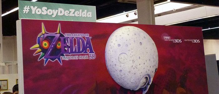 Zelda Expo en el 33 Salón del Cómic de Barcelona