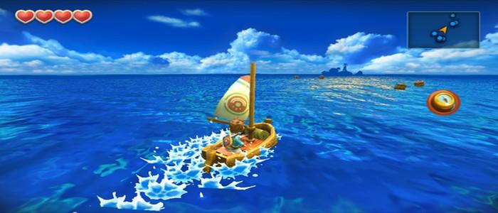 OceanHorn – El juego que te recordará a Zelda Phantom Hourglass salta a PC