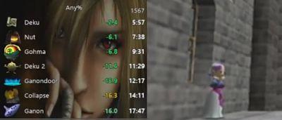 Nuevo récord de SpeedRun de Ocarina of Time, batido por un chico de 17 años