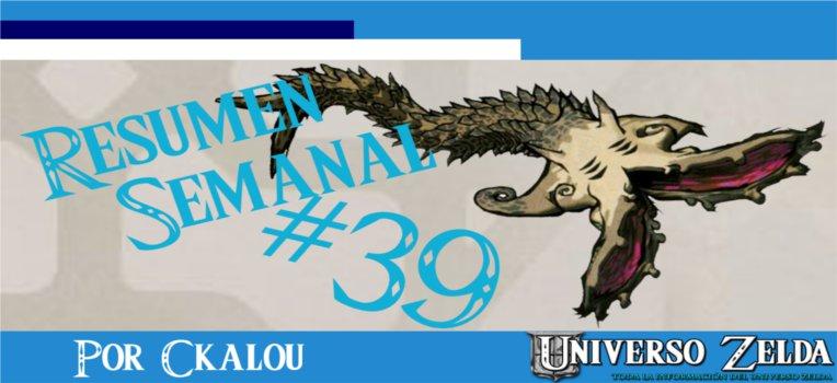 Noticias Semanales de UniversoZelda #39