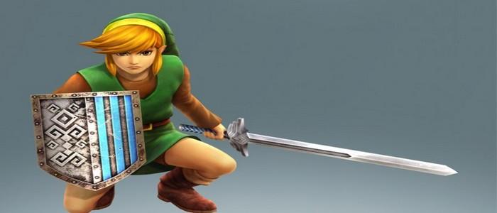 Un vistazo a la vestimenta clásica de Link en Hyrule Warriors