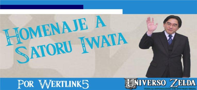 [Vídeo] Homenaje a Satoru Iwata de Universo Zelda