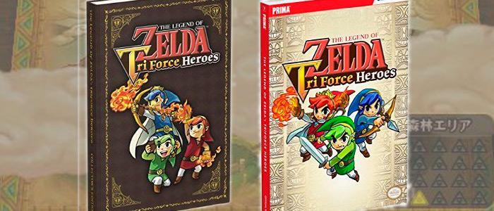 Guía Prima de Tri Force Heroes