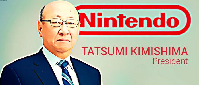 Mensaje del Presidente de Nintendo Tatsumi Kimishima