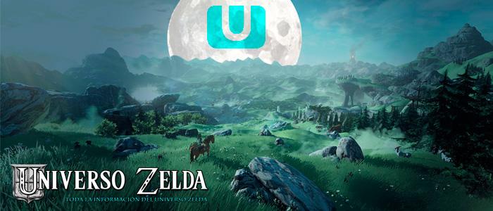Aonuma habla de Zelda U
