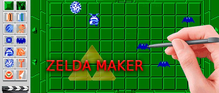 Zelda Maker hecho por un fan