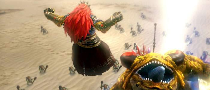 Ganondorf en Hyrule Warriors Legends