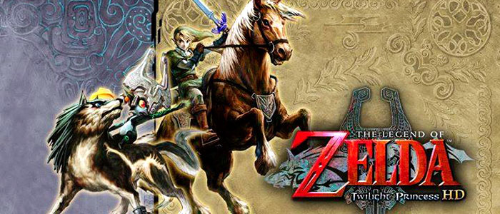 Twilight Princess HD compatible con Wiimote+Nunchuk
