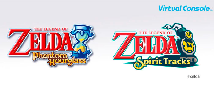 Dos nuevos Zelda de DS para Wii U