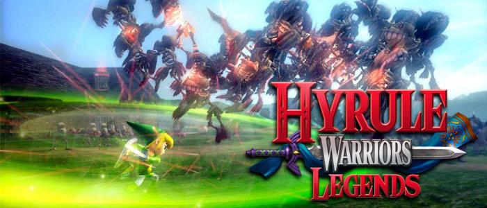 Trailer de Toon Link en Hyrule Warriors Legends