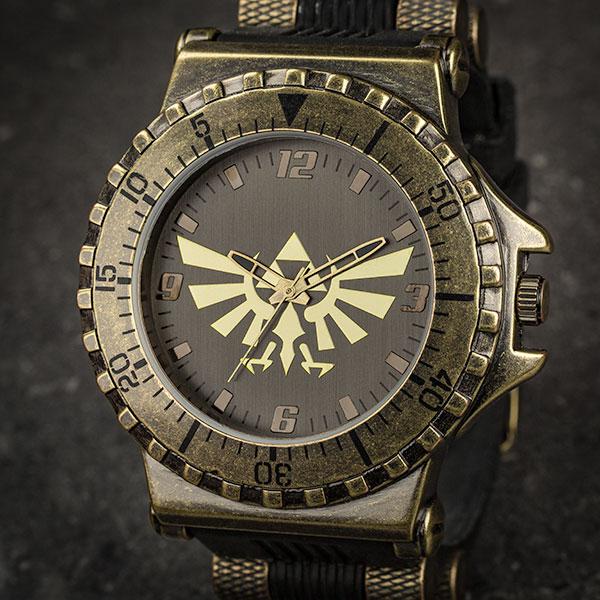 Reloj de The Legend of Zelda exclusivo de Think Geek