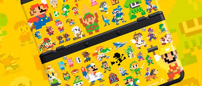 Carcasas de Mario Maker para New Nintendo 3DS