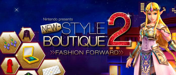 Zelda y Sheikah en New Style Boutique 2