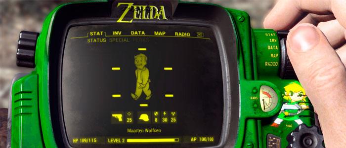 Zelda Mod en Fallout 4