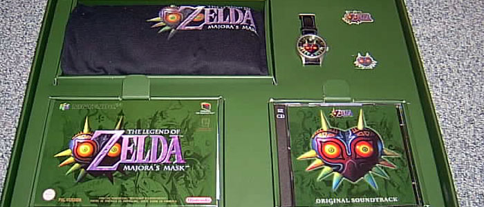 Majora's Mask Limited Edition Adventure Set