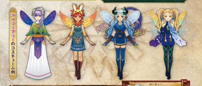 Nuevos detalles de Hyrule Warriors Legends