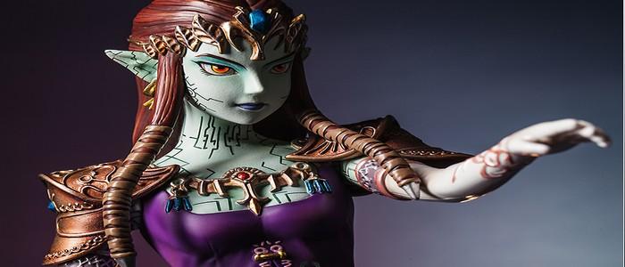 Ya se puede reservar Zelda Poseída por Ganon de First 4 Figures