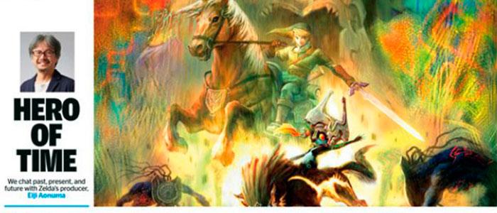 Link podría hablar en Zelda U