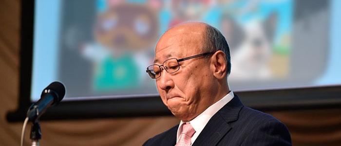 Tatsumi Kimishima habla de los planes de futuro de Nintendo
