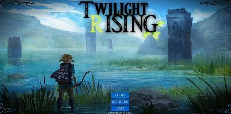 Twilight Rising, un MMO hecho por fans basado en la saga Zelda, entra en fase beta abierta