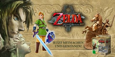 Concurso de FanArts de The Legend of Zelda