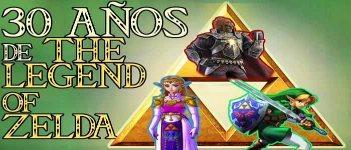 Nuevo canal de YouTube y vídeo homenaje por el 30 aniversario de Zelda