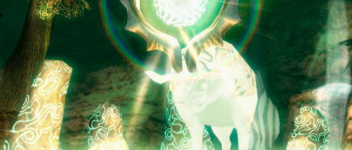 Los Espíritus de la Luz en Twilight Princess
