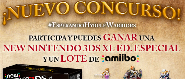 Consigue una New Nintendo 3DS con Nintendo