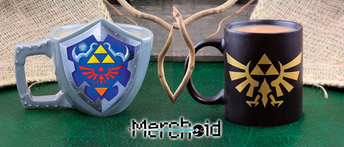Merchandising Zelda de Merchoid