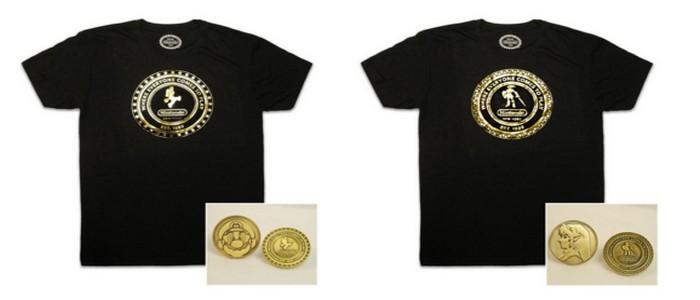 Nintendo NY regalará monedas con grabados de Link al comprar camisetas Zelda