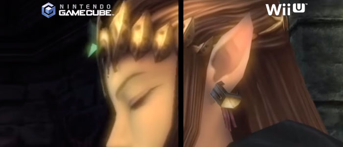 Comparativa Gamecube vs. Wii U: Twilight Princess HD