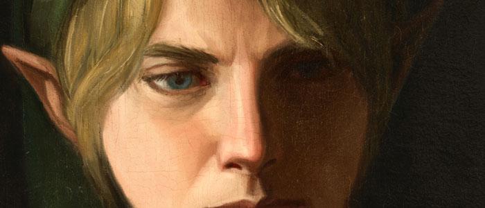 Pinturas de Zelda de inspiración barroca