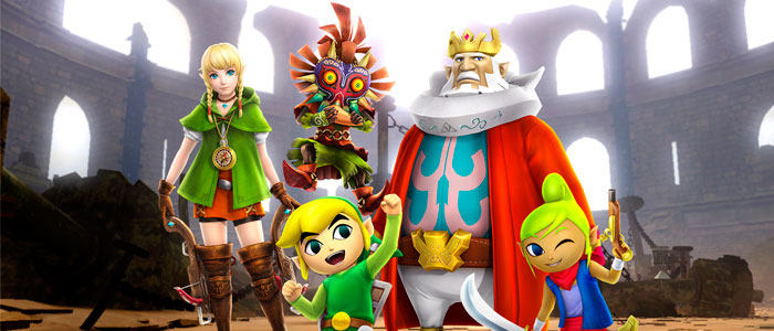 Mas Contenido Gratis Para Hyrule Warriors Legends Universo Zelda