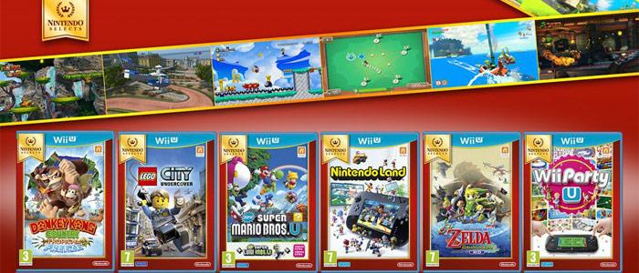 Zelda en Nintendo Selects