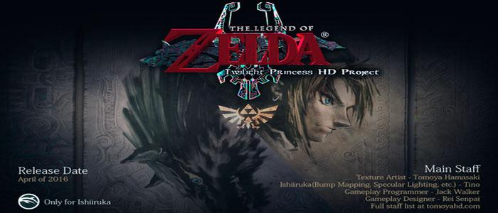 Nintendo retira los vídeos del Twilight Princess HD hecho por fans