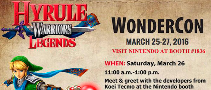 Conoce a los creadores de Hyrule Warriors Legends
