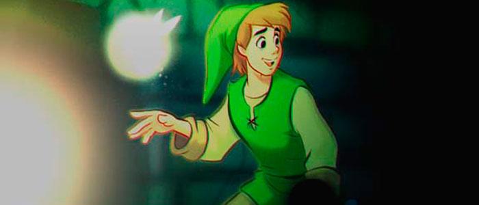 El falso rumor de la película Disney de Zelda