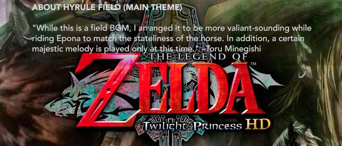La Música de Twilight Princess