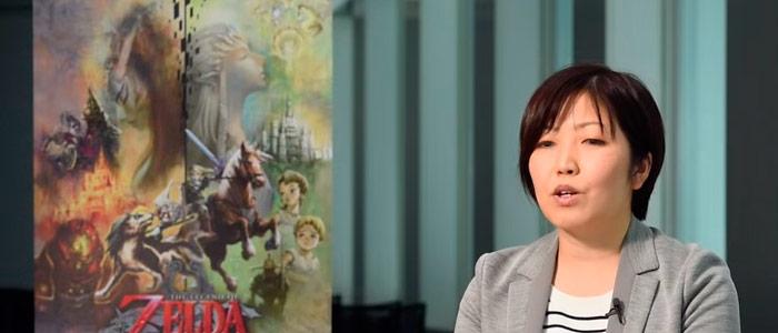 Documental del proceso creativo de Twilight Princess