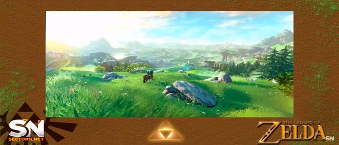 Predicciones de Zelda U de Sector N