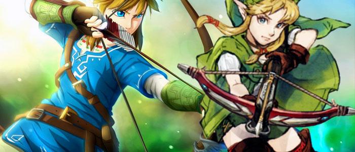 """""""Link U"""" personalizable por El Periódico de Hyrule"""