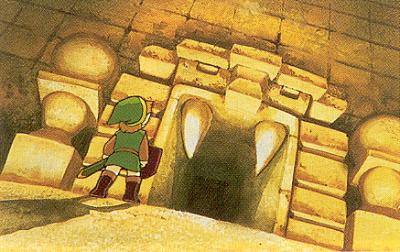 ¿Y si todo un juego de Zelda fuera una única mazmorra?