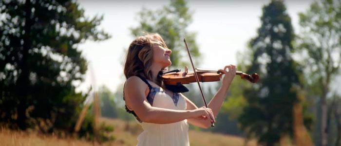 La Nana de Zelda en violín por Taylor Davis