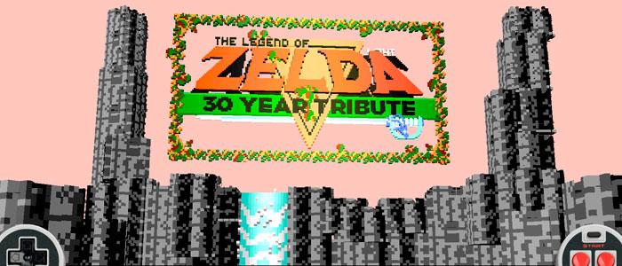 Juega a Zelda en 3D para celebrar el 30 aniversario