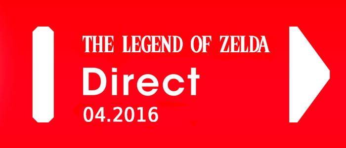 ¿Se prepara un Zelda Direct?